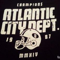 Coleccionismo deportivo: CAMISETA FSBN SLIM FIT CHAMPIONS ATLANTIC CITY DEP 1987(EXCLUSIVA EN TC. SE ADMITEN OFERTAS). Lote 174108785