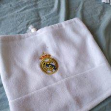 Coleccionismo deportivo: BUFF BRAGA CUELLO REAL MADRID ESCUDO BORDADO. Lote 175784579