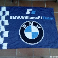 Coleccionismo deportivo: BANDERA BMW /WILLIAMS F1 TEAM. Lote 176496523
