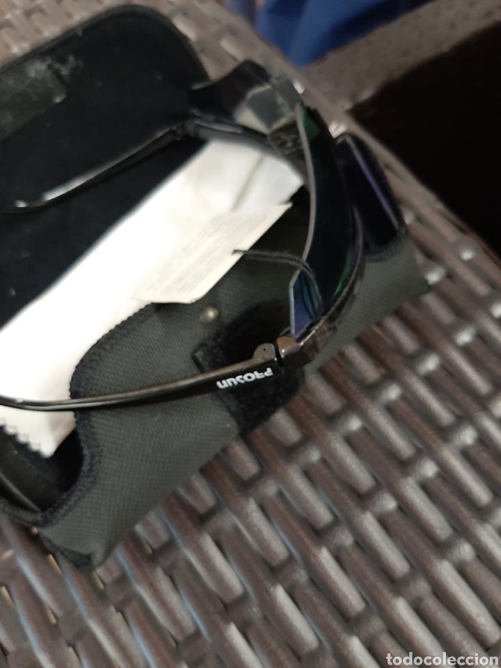 Coleccionismo deportivo: Antiguas gafas deportivas. Prosun, nuevas. - Foto 3 - 175512153