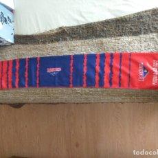Coleccionismo deportivo: SASKI BASKONIA: BUFANDA ANTIGUA MUY BIEN CUIDADA. Lote 178976532