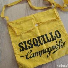 Coleccionismo deportivo: BOLSA CICLISMO. SISQUILLO CAMPAGNOLO. Lote 180101306