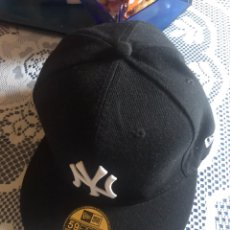 Coleccionismo deportivo: GORRA NEW YORK YANKEES MLB NEW ERA 59.6 CM 7 1/2. Lote 182103575