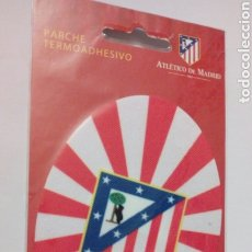 Coleccionismo deportivo: PARCHE DE TELA TERMOADHESIVO ATLÉTICO DE MADRID. PRODUCTO OFICIAL. Lote 183313902