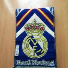 Coleccionismo deportivo: BUFANDA REAL MADRID DE BALONCESTO 1998/1999. Lote 183564042