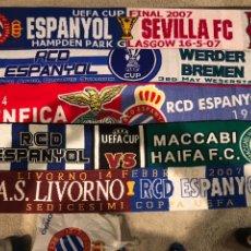 Coleccionismo deportivo: RCD ESPANYOL LA HISTORIA DE LA UEFA 06-07. Lote 185994310