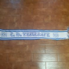 Coleccionismo deportivo: BUFANDA C.D TENERIFE (TEMPORADA 94-95). Lote 194216781
