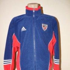 Coleccionismo deportivo: CHAQUETA AHTLETIC CLUB DE BILBAO ADIDAS. Lote 194885726