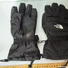 Collectionnisme sportif: GUANTES NIEVE THE NORTH FACE. Lote 195007840