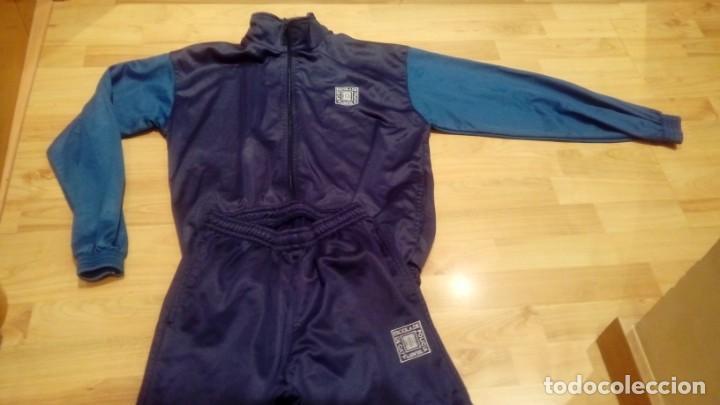 Coleccionismo deportivo: ESCUELA DE POLICÍA DE CATALUÑA. CHÁNDAL (pantalones y chaqueta) EXCLUSIVO EN TC - Foto 3 - 195037643