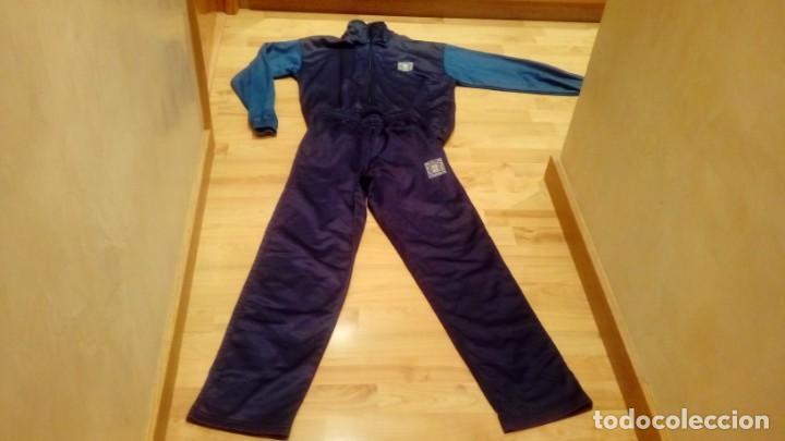 Coleccionismo deportivo: ESCUELA DE POLICÍA DE CATALUÑA. CHÁNDAL (pantalones y chaqueta) EXCLUSIVO EN TC - Foto 4 - 195037643