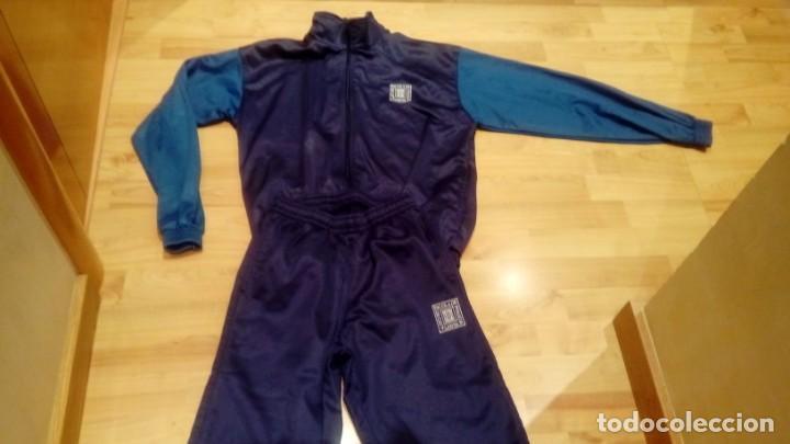 Coleccionismo deportivo: ESCUELA DE POLICÍA DE CATALUÑA. CHÁNDAL (pantalones y chaqueta) EXCLUSIVO EN TC - Foto 9 - 195037643