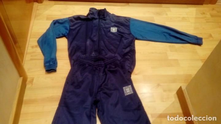 Coleccionismo deportivo: ESCUELA DE POLICÍA DE CATALUÑA. CHÁNDAL (pantalones y chaqueta) EXCLUSIVO EN TC - Foto 10 - 195037643