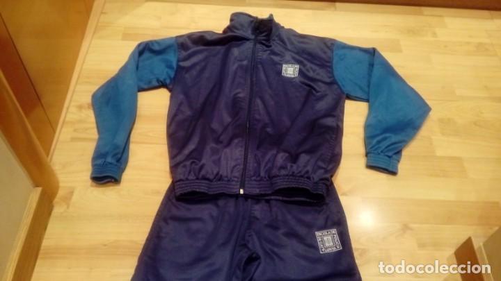 Coleccionismo deportivo: ESCUELA DE POLICÍA DE CATALUÑA. CHÁNDAL (pantalones y chaqueta) EXCLUSIVO EN TC - Foto 14 - 195037643
