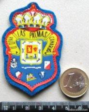 Aplicación parches Stick emblema 8 x 4 cm Football 04553-6