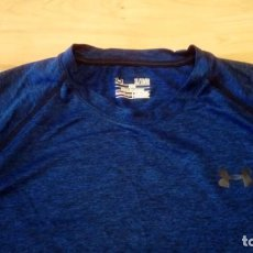 Coleccionismo deportivo: CAMISETA UNDER ARMOUR HEAT HEAR. Lote 196356290