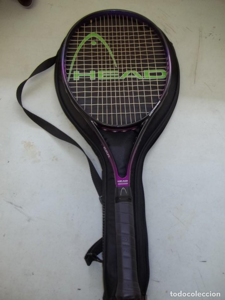 Raqueta HEAD segunda mano