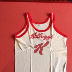 Coleccionismo deportivo: CAMISETA KELLOGG'S VINTAGE KELLOGGS. Lote 292538073