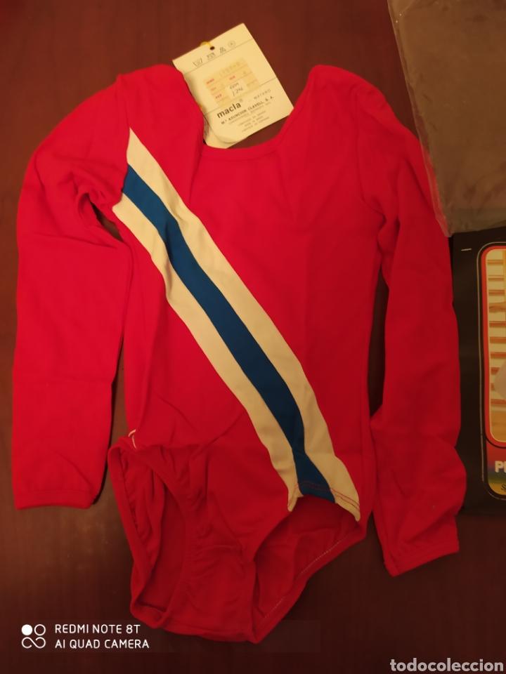 Coleccionismo deportivo: Prenda deportiva vintage MACLA, talla 6 original años 80 sin usar - Foto 2 - 200295205