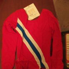 Coleccionismo deportivo: PRENDA DEPORTIVA VINTAGE MACLA, TALLA 4 ORIGINAL AÑOS 80 SIN USAR. Lote 200329082