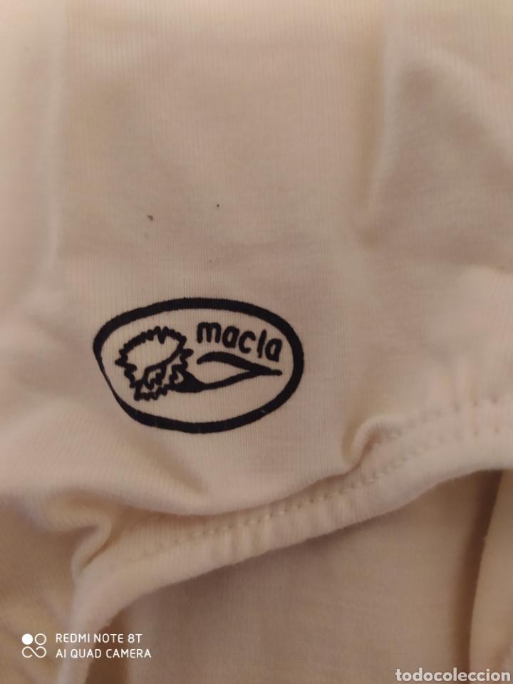 Coleccionismo deportivo: Prenda deportiva vintage MACLA, talla 42 original años 80 sin usar - Foto 3 - 200330705