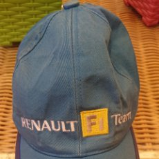 Coleccionismo deportivo: GORRA RENAULT F1 TEAM. 2005. Lote 203073233