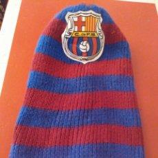 Coleccionismo deportivo: ANTIGUO GORRO FC BARCELONA. Lote 205095120