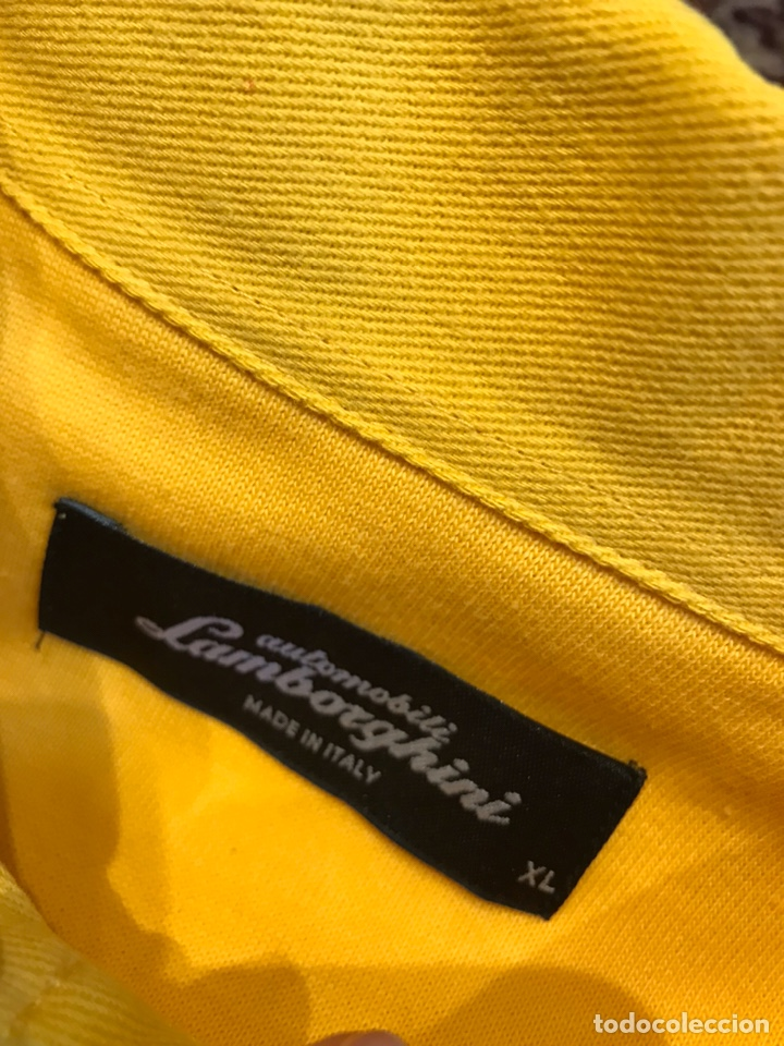 Coleccionismo deportivo: Polo Lamborghini - Foto 4 - 205099181