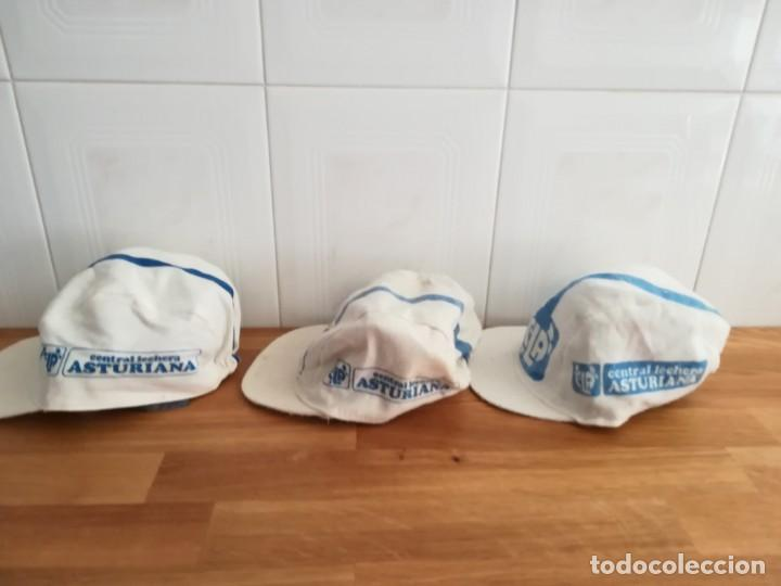 Coleccionismo deportivo: Gorras ciclismo equipo CLAS - Foto 2 - 205117466