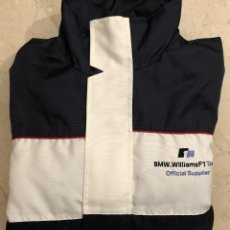 Coleccionismo deportivo: CHAQUETA BMW.WILLIAMS F1 TEAM OFFICIAL SUPPLIER. TALLA L. Lote 207640787