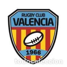 Coleccionismo deportivo: EL CLUB RUGBY VALENCIA NOS DONA UNA CAMISETA DE RUGBY INCLUSIVO (TALLA ). Lote 210979766