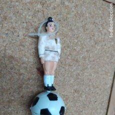 Coleccionismo deportivo: AMBIENTADOR DE COCHE DEL VALENCIA C. F. CAJA 4. Lote 213100013