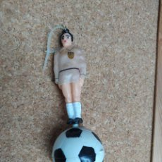 Coleccionismo deportivo: AMBIENTADOR DE COCHE DEL VALENCIA C. F. CAJA 4. Lote 213100161