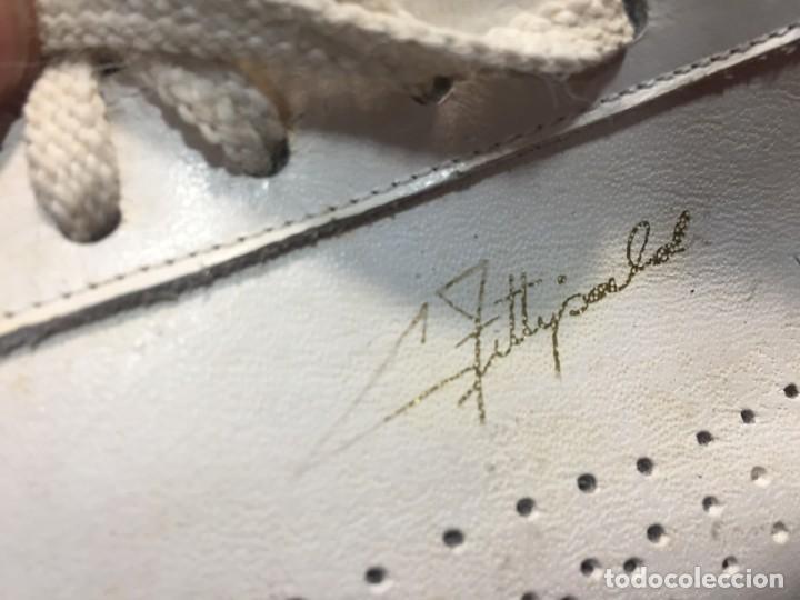 Coleccionismo deportivo: raras zapatillas firma emerson emmo fittipaldi arco puma made in brasil formula 1 11x29x10cms - Foto 19 - 213450073