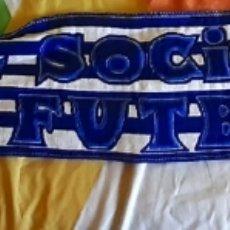 Coleccionismo deportivo: BUFANDA REAL SOCIEDAD. Lote 214014696