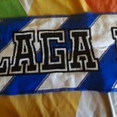 Coleccionismo deportivo: BUFANDA MALAGA CF. Lote 214016045