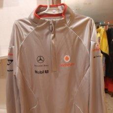 Coleccionismo deportivo: SUDADERA OFICIAL MERCEDES MCLAREN F1. Lote 214492551