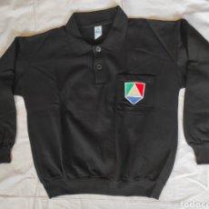 Coleccionismo deportivo: SUDADERA LE COQ SPORTIF NEGRA. Lote 215211905