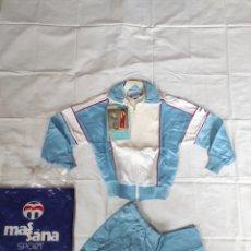 Coleccionismo deportivo: CHÁNDAL MASSANA CELESTE/ BLANCO/ ROJO T8. Lote 215301988