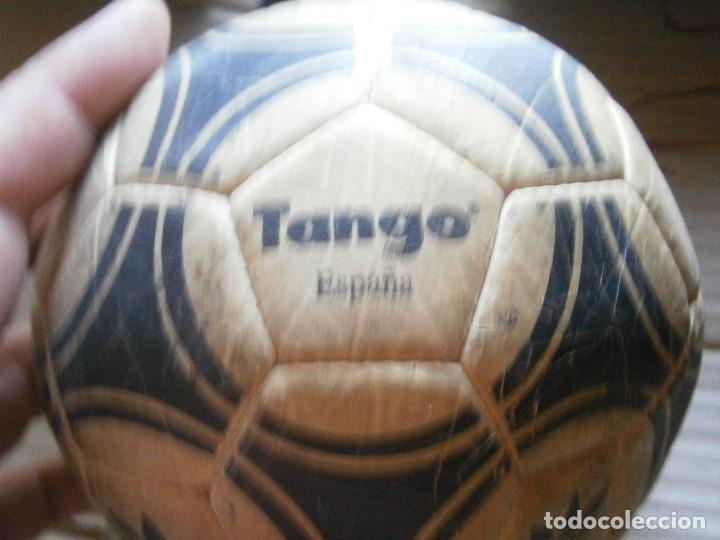 Coleccionismo deportivo: ¡¡ PRECIOSO BALON TANGO VIEJO ADIDAS TANGO¡¡ - Foto 3 - 215820595