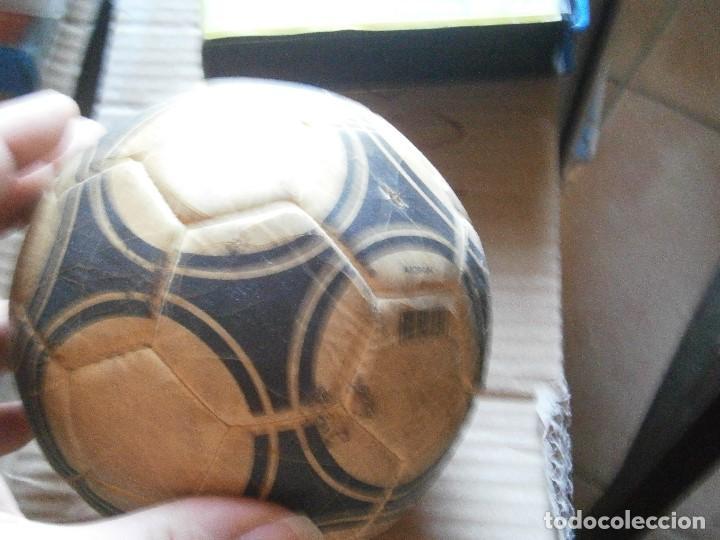 Coleccionismo deportivo: ¡¡ PRECIOSO BALON TANGO VIEJO ADIDAS TANGO¡¡ - Foto 6 - 215820595