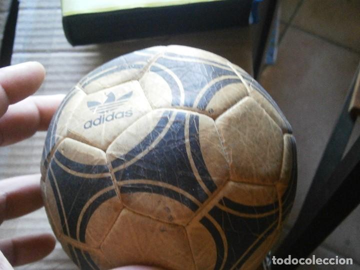 Coleccionismo deportivo: ¡¡ PRECIOSO BALON TANGO VIEJO ADIDAS TANGO¡¡ - Foto 7 - 215820595