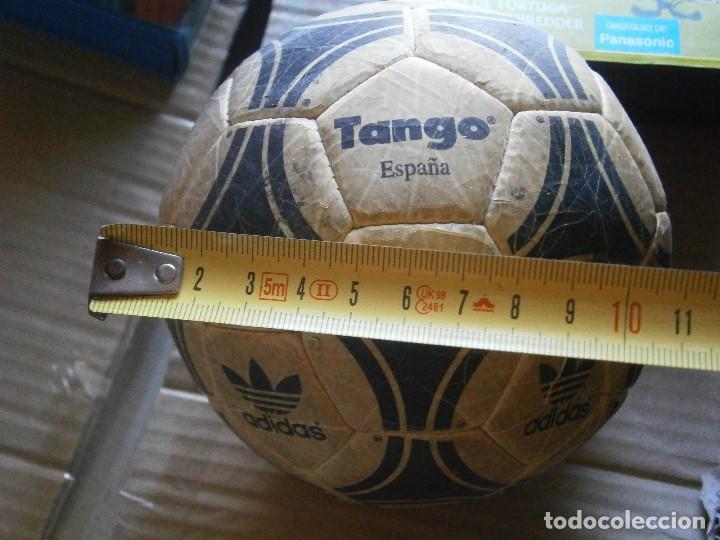 Coleccionismo deportivo: ¡¡ PRECIOSO BALON TANGO VIEJO ADIDAS TANGO¡¡ - Foto 9 - 215820595