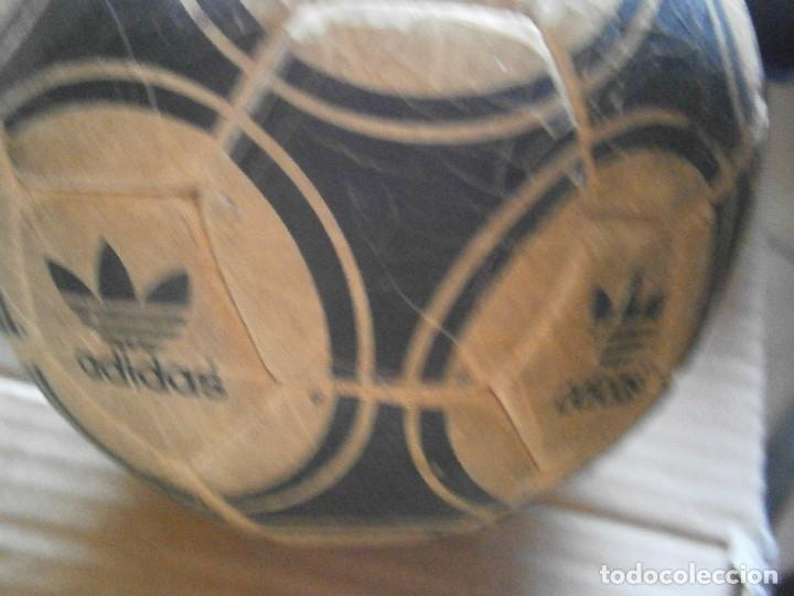 Coleccionismo deportivo: ¡¡ PRECIOSO BALON TANGO VIEJO ADIDAS TANGO¡¡ - Foto 11 - 215820595