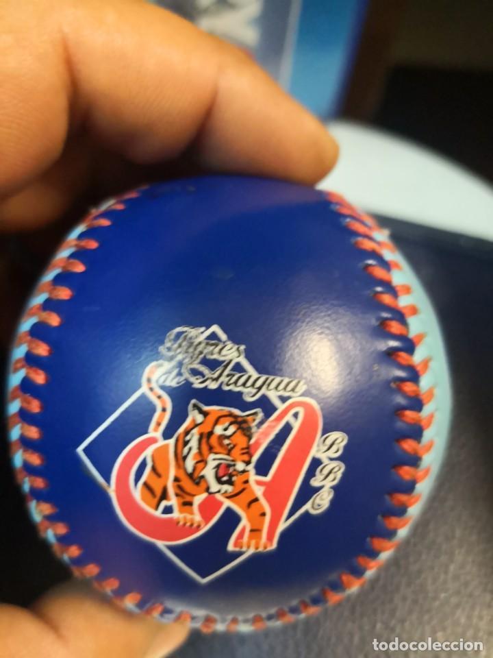 Coleccionismo deportivo: Pelota de beisbol de colección conmemorativa beisbol Pepsi. LVBP TIGRES DE ARAGUA - Foto 3 - 216957847
