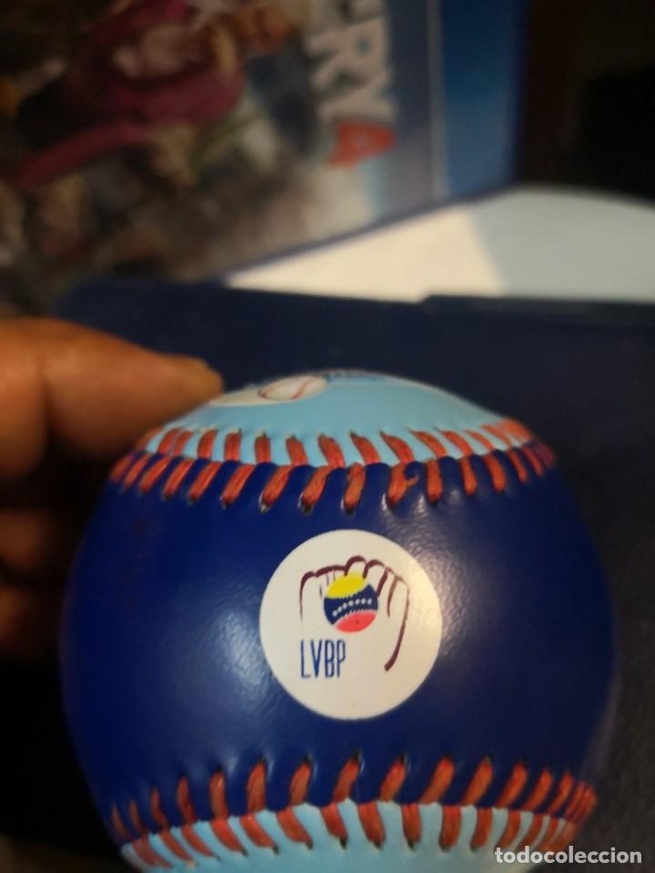 Coleccionismo deportivo: Pelota de beisbol de colección conmemorativa beisbol Pepsi. LVBP TIGRES DE ARAGUA - Foto 4 - 216957847