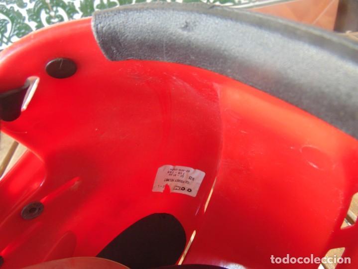 Coleccionismo deportivo: CASCO , PROTECTOR DE HOCKEY SM - 15 USA DEPORTE - Foto 12 - 217826063