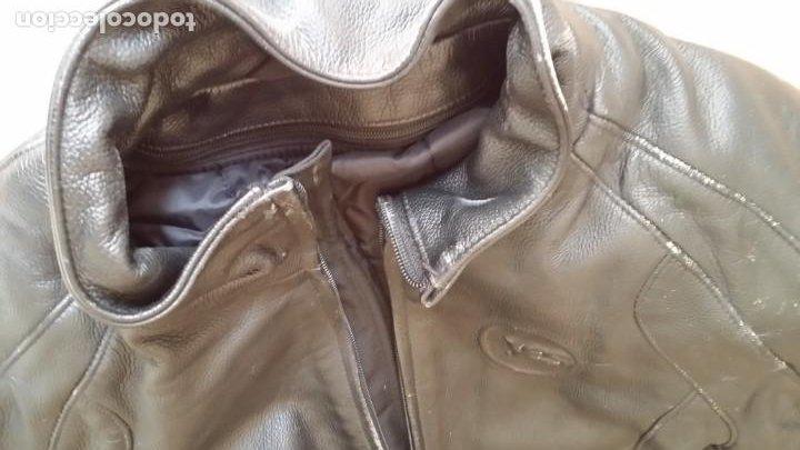 Coleccionismo deportivo: Chaqueta y pantalón MOTO DAINESE - cuero - Foto 10 - 218976882