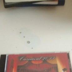 Coleccionismo deportivo: G-41 CD MUSICA CARNAVAL DE CADIZ COMPARSA JUANA LA LOCA 1 PREMIO TINO TOVAR. Lote 219638665
