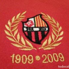 Coleccionismo deportivo: REUS DEPORTIU. CAMISETA CENTENARIO 1909-2009 (MATCH WORN. PLAYER WORN). EXCLUSIVA MUNDIAL EN TC. Lote 222239437
